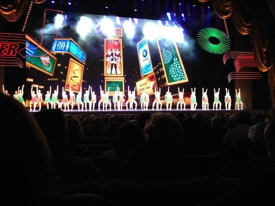Radio City Music Hall: The Rockettes