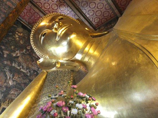 Temple du Bouddha Couché (Wat Pho) : 涅槃仏