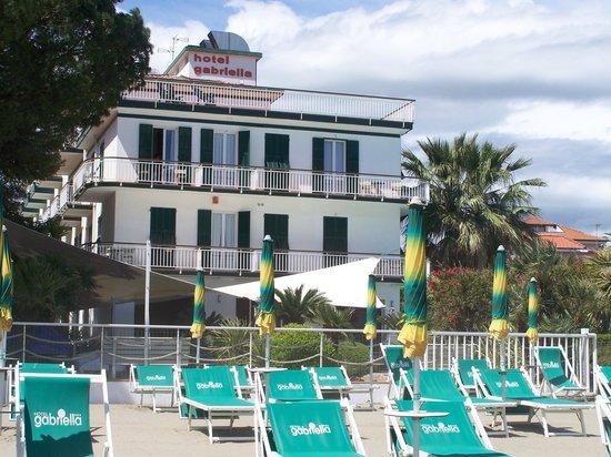 Hotel Gabriella: L'hôtel