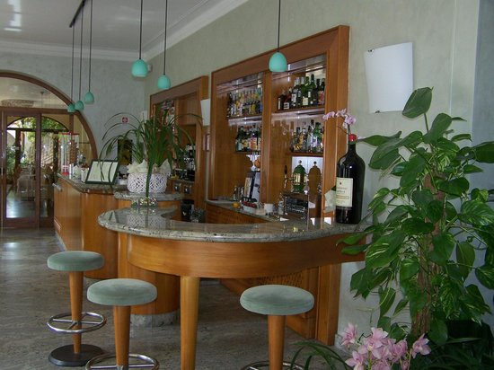 Hotel Gabriella : le bar