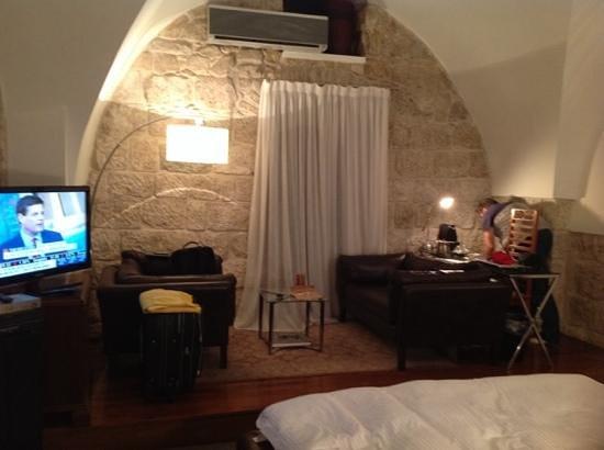 Alegra - Boutique Hotel : quarto confortavel