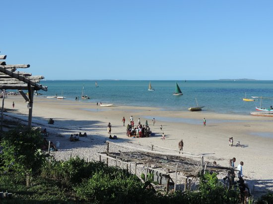 The Beach at Casa Babi