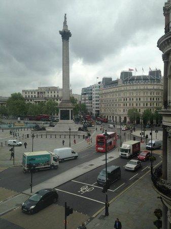 The Trafalgar Hotel: morning
