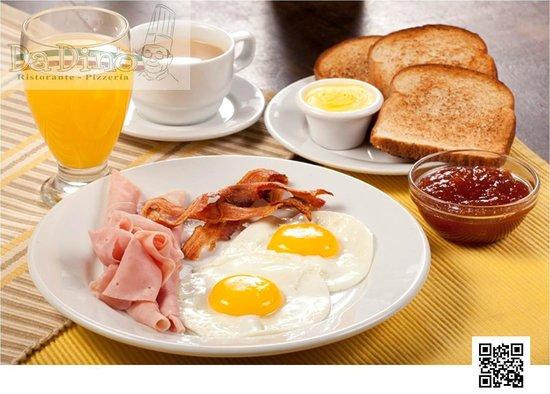 Da Dino - Desayuno Americano (Sábados y Domingos ...