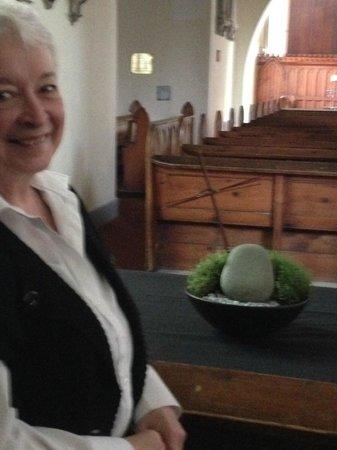 St Multose Church: Minister's wife St. Multose Church