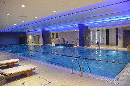 Grange Tower Bridge Hotel: Pool at the spa