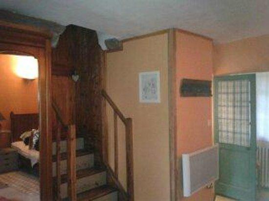 Le Moulin Fleuri du Petit Appeville : chambre