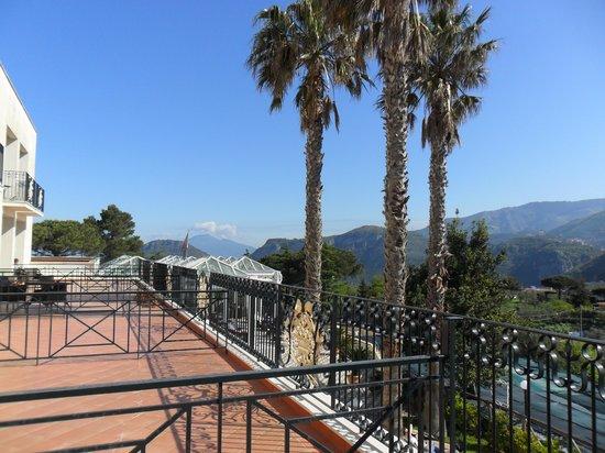 Tui Sensimar Grand Hotel Nastro Azzurro : View from our balcony
