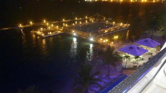 GHL Relax Hotel Sunrise: Vista da Sacada do quarto