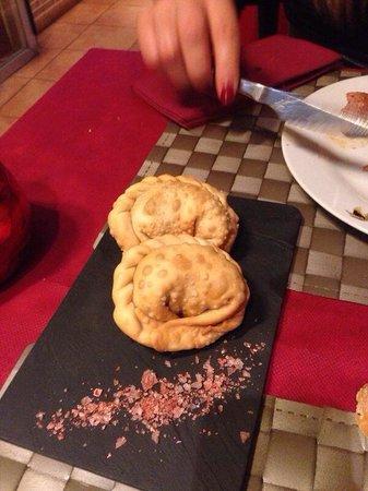 La Parrillita Argentina: empanadas piccanti!!