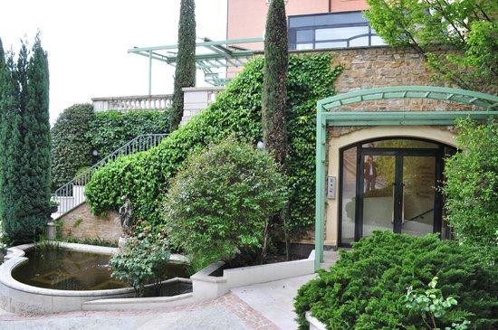 Villa Florentine: Jardins