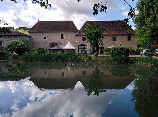 Chateau Chapeau Cornu : annessi all'hotel