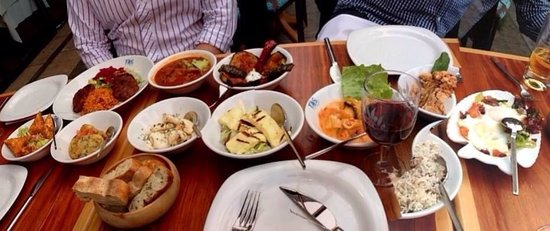 Ev Restaurant: Absolute feast