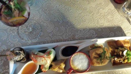 Chef Daniel's Gastro Bar Phuket: Chef Daniel's Exquisitly flavoured Tapas & Sangria