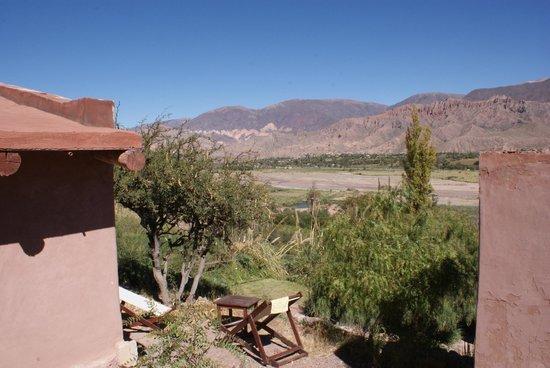 Cerro Chico : Vista de la Hosteria