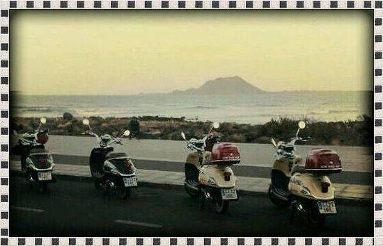 Brújula Alquiler de motos: corralrjo