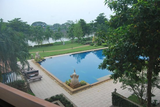 The Imperial River House Resort : vista