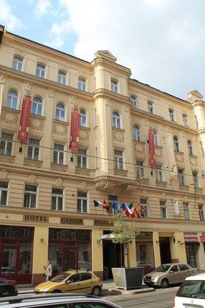 Hotel Caesar Prague: esterno hotel Caesar