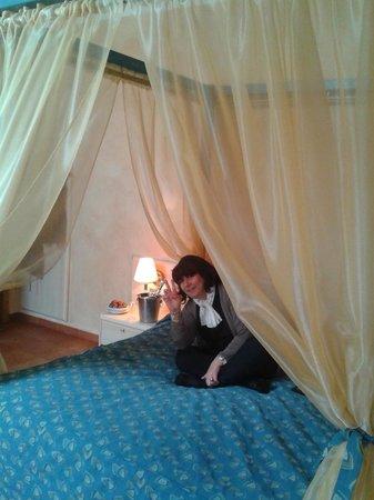 Hotel Caesar Prague : la bell'alcova