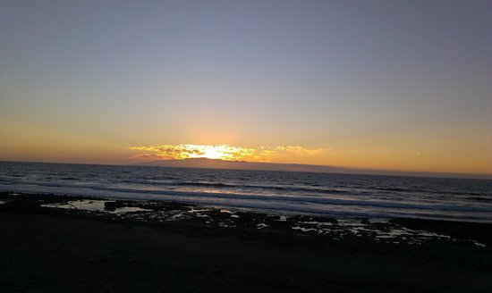 H10 Las Palmeras: sunrise!