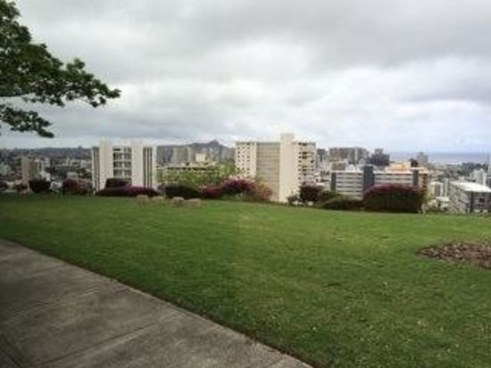 Discover Hawaii Tours: gorgeous view of city