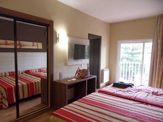Hotel Best Siroco: Room 478