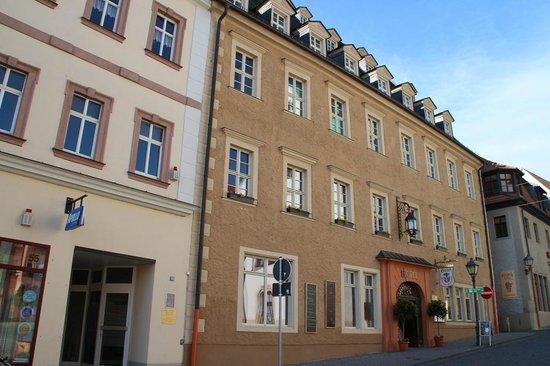 Eisleben, Deutschland: Unser Hotel