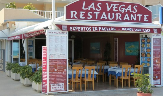 ‪Restaurante Las Vegas - Experts Paellas‬