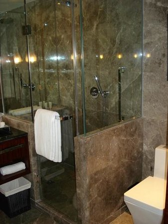 InterContinental Foshan: shower
