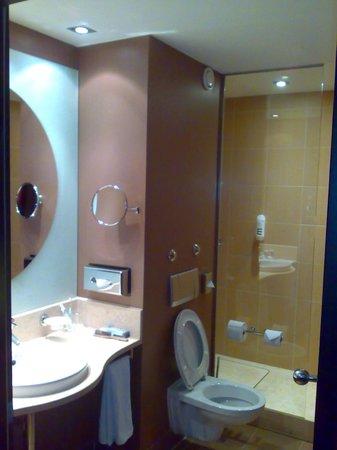 Mercure Hotel Muenchen City Center: Privile Room's Bathroom