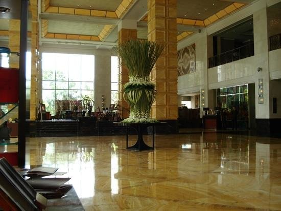 InterContinental Foshan : lobby