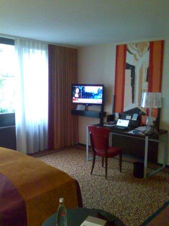Mercure Hotel Muenchen City Center: Privilege Room