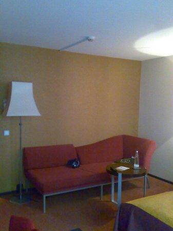 Mercure Hotel Muenchen City Center: Privilege Room (Sofa)