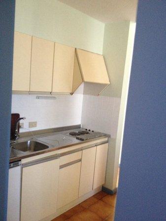 Paraiso del Sol Apartments: Cucina