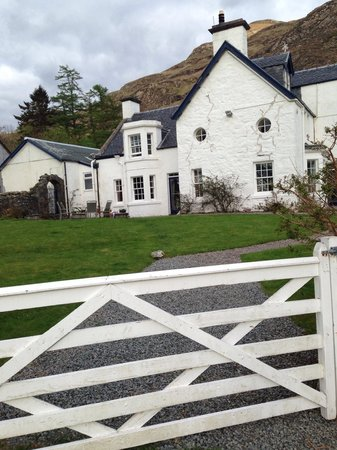 Kintail Lodge : Lovely hotel