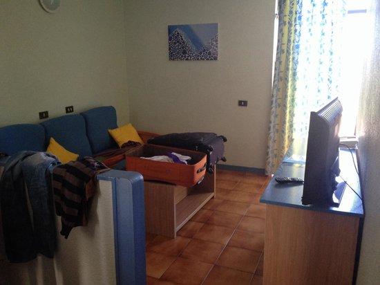 Paraiso del Sol Apartments: Soggiorno