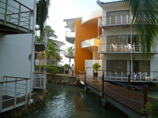 Decameron Aquarium: Habitaciones