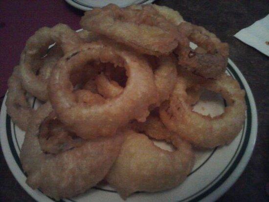 Seafood: Onion Rings