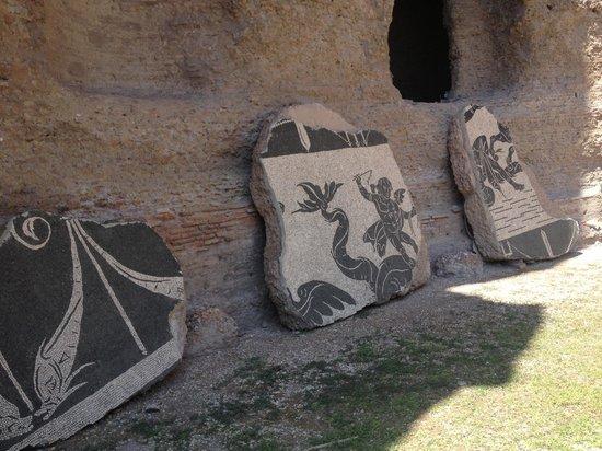Thermes de Caracalla : Termas de Caracalla