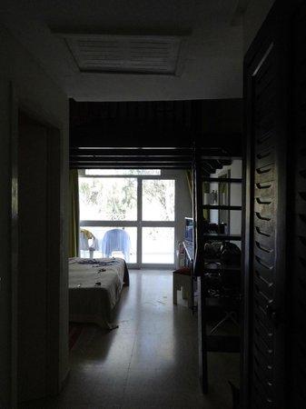 Hotel Movie Gate: chambre avec mezzanine