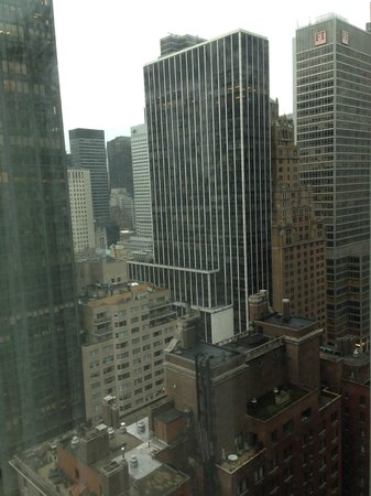 Le Parker Meridien New York: View from the room on 29th floor