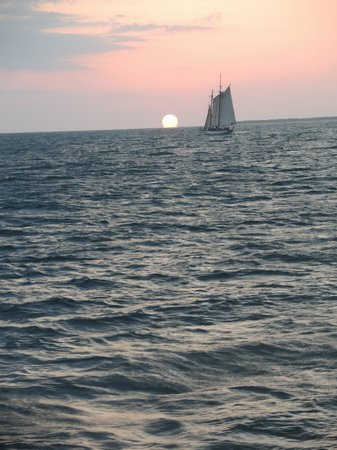 Fury Water Adventures Key West : just beautiful Fury sunset cruise
