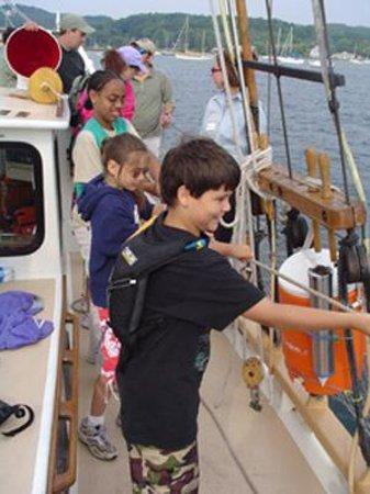 Inland Seas Education Association: Family Fun