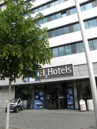 H2 Hotel Berlin Alexanderplatz: Ingresso