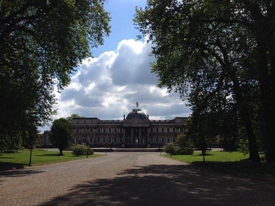 Serres Royales De Laeken : Palast