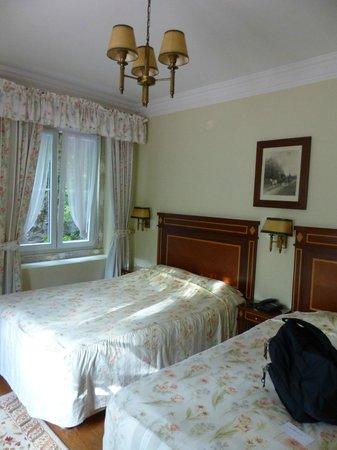 Hotel Sintra Jardim: chambre