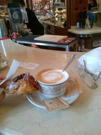 Bar Scudieri : Creamy Cappuccino
