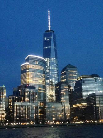Bateaux New York: View during the bateaux tour 4
