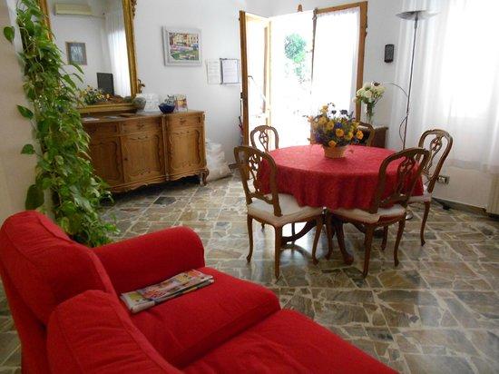 Meuble' Corallo: interno hall