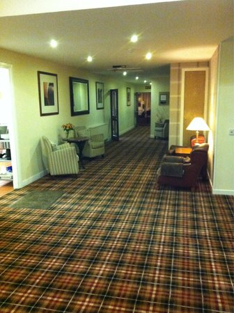 Norseman Hotel: New carpets look great